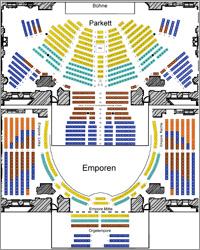 Sitzplan Christuskirche