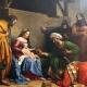 Im Stall von Bethlehem
