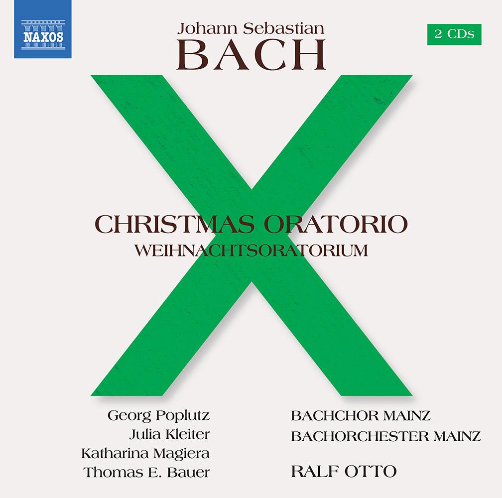 CD-Cover Weihnachtsoratorium
