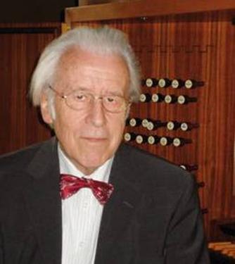 Prof. Hans-Joachim Bartsch, Orgel