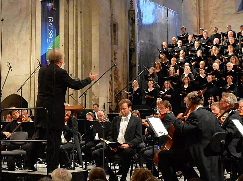 Bachchor Mainz, Rheingau Musik Festival